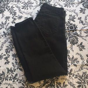 Old Navy Rock Star Black Stretch Skinny Jeans